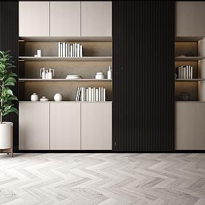 家具柜子模型3d模型