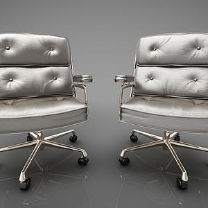 休閑沙椅模型