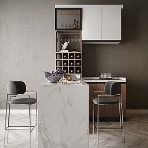 家具櫥柜模型3d模型