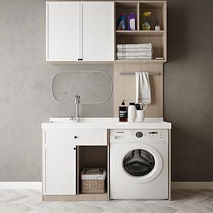 家具裝飾柜3d模型