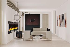 現代客廳沙發模型3d模型