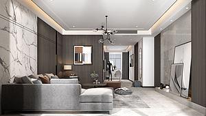客廳模型3d模型