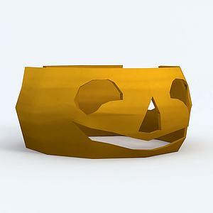 Pumpkin南瓜3d模型