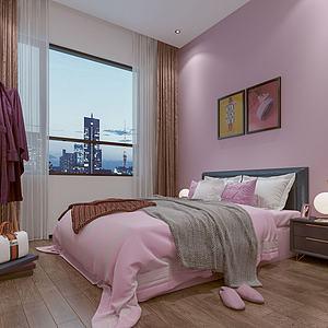 網紅公寓模型