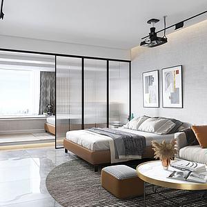 單身公寓模型