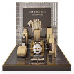 化妝品模型3d模型