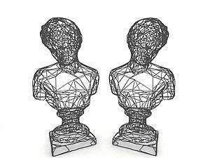 工藝品擺件模型3d模型