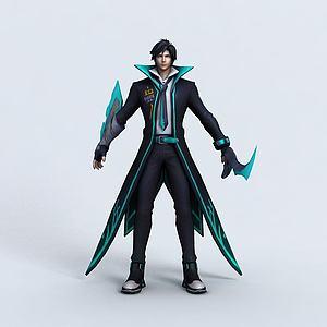 王者榮耀鎧模型3d模型