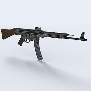 槍械3d模型