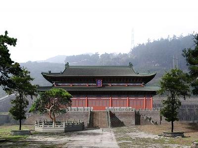 3d中式古建外觀模型