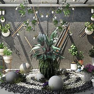 3d景觀植物模型