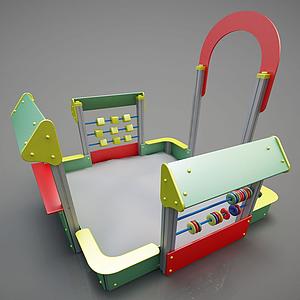 幼兒游樂設備算盤模型