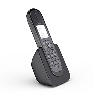 3d無繩<font class='myIsRed'>電話</font>模型