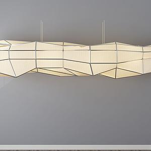 異形餐燈模型