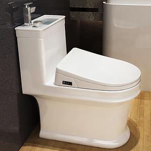 洗手盆馬桶模型