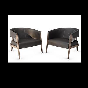 北歐椅子模型
