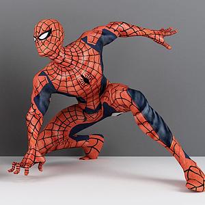 3d蜘蛛侠模型