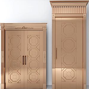 門組合模型