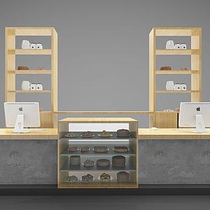 3d蛋糕<font class='myIsRed'>店</font>模型