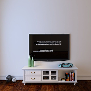 電視背景模型
