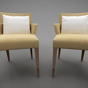 沙發椅子模型