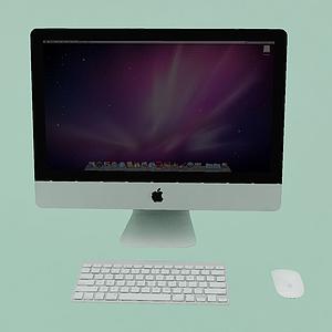 3d<font class='myIsRed'>电脑</font>鼠标键盘模型