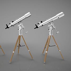 望遠鏡模型