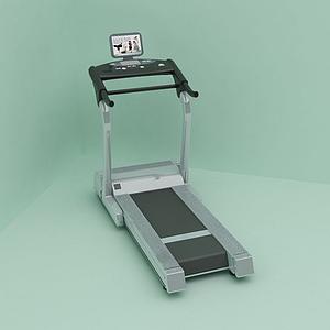 跑步機模型