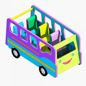 大巴車模型