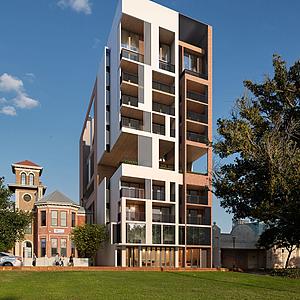 3d中式住宅樓模型