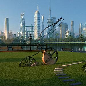 城市規劃模型