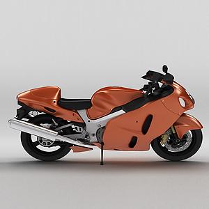 3d摩托<font class='myIsRed'>車</font>模型