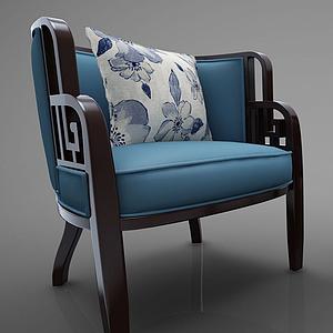 3d沙發模型