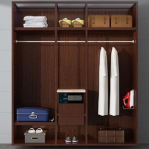 3d柜子模型