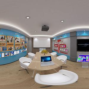 文化館模型