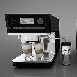咖啡機模型