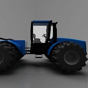 3d現代風格小車模型