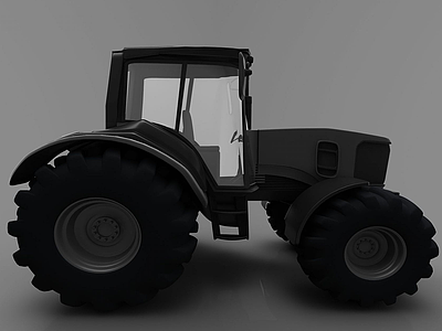 3d現代工程<font class='myIsRed'>車</font>模型