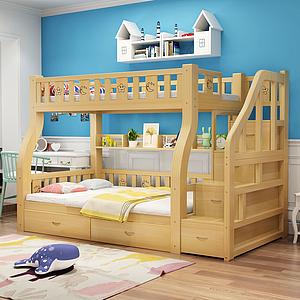 3d簡歐現代<font class='myIsRed'>兒童床</font>模型