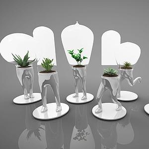 裝飾燈具模型