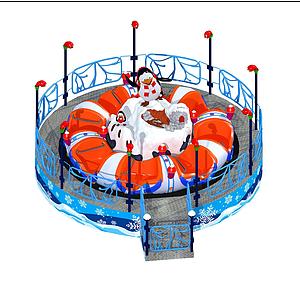 游樂場模型