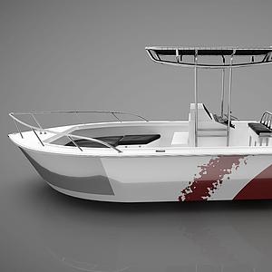 創意小船模型