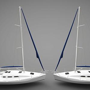 現代船組合模型