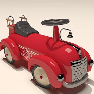 兒童車模型