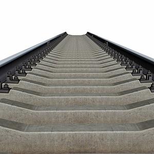 高鐵鐵路鐵軌模型
