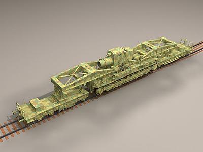 3d<font class='myIsRed'>火車</font>道模型