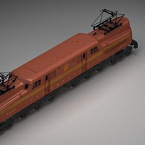 3d玩具火<font class='myIsRed'>車</font>模型