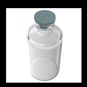 玻璃瓶模型