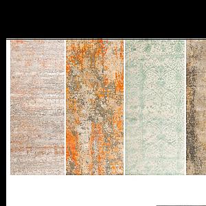 現代中式地毯模型