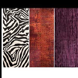 現代地毯組合模型